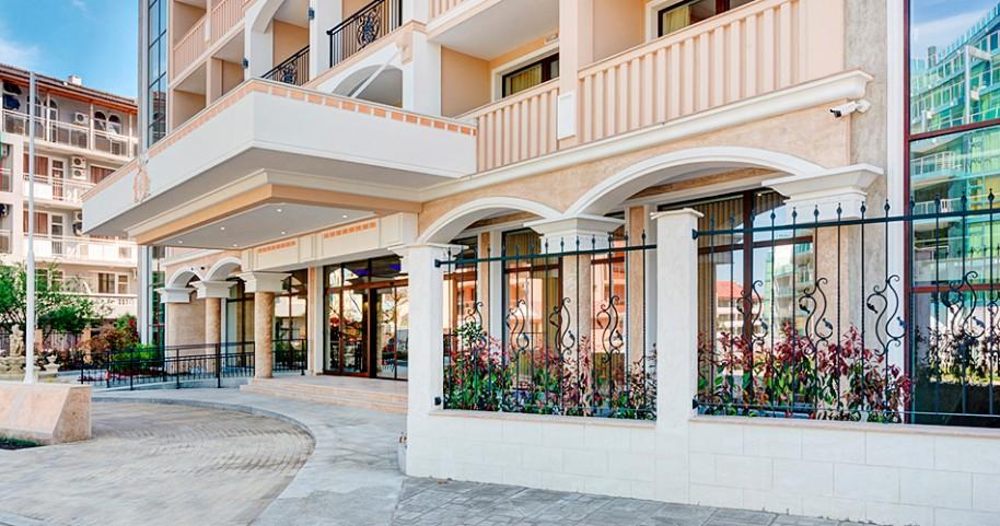 Hotel Siena Palace (fotografie 3)