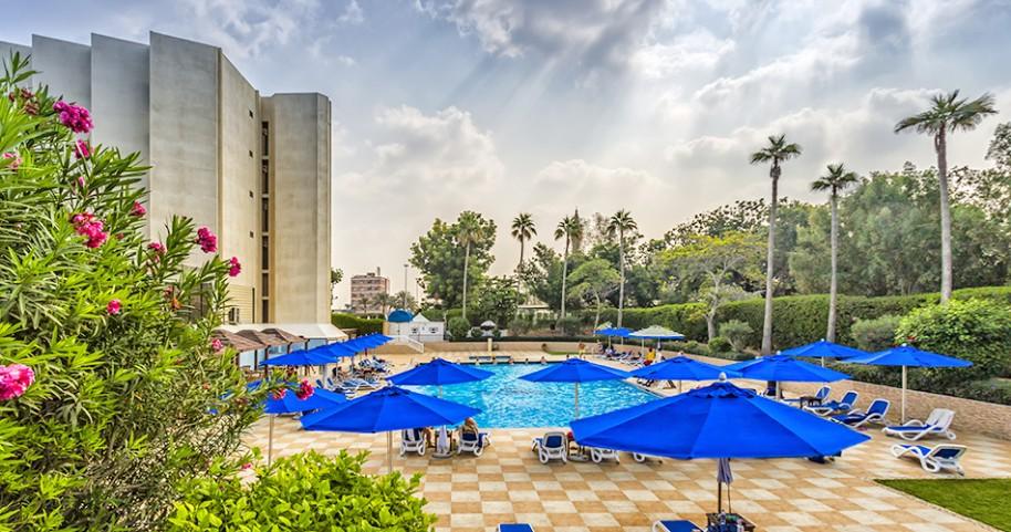 Hotel Bin Majid Beach Hotel (fotografie 10)