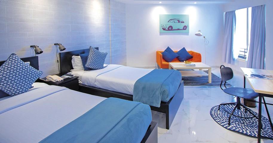 Hotel Bin Majid Beach Hotel (fotografie 9)