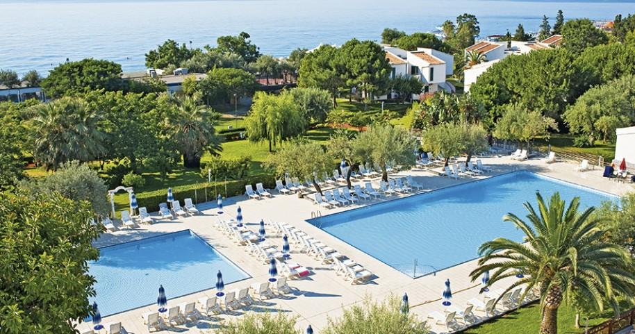 Hotel Atahotel Naxos Beach (fotografie 1)
