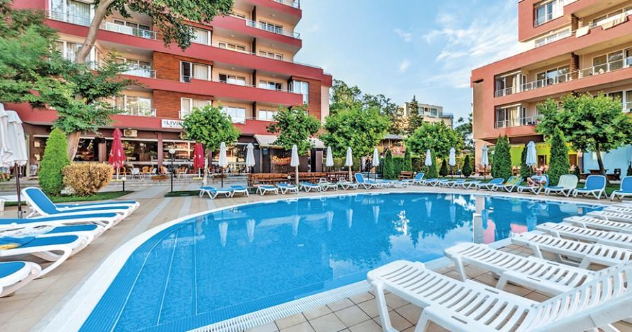 Hotel Zornica Residence (fotografie 1)