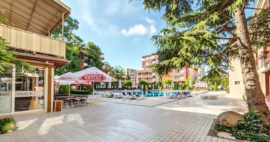 Hotel Zornica Residence (fotografie 14)