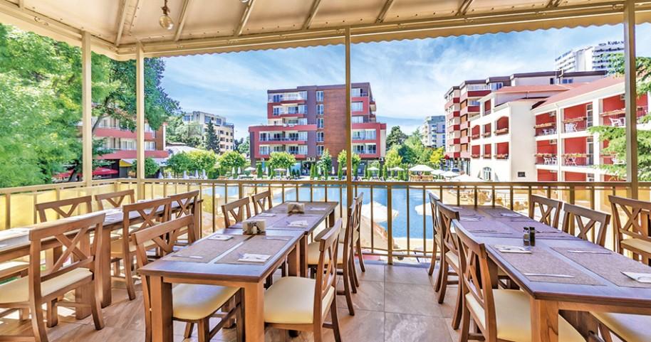 Hotel Zornica Residence (fotografie 18)