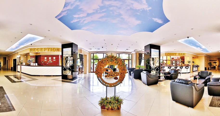 Hotel Prestige Hotel & Aquapark (fotografie 18)