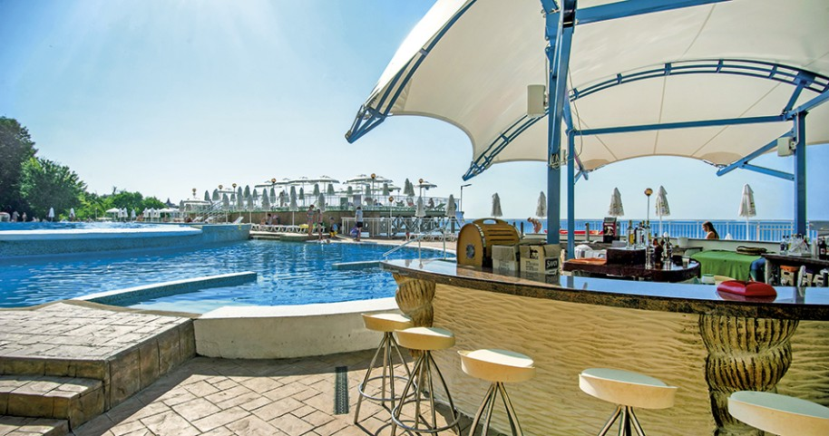 Hotel Paradise Beach (fotografie 13)