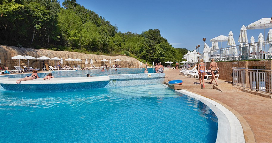 Hotel Paradise Beach (fotografie 14)
