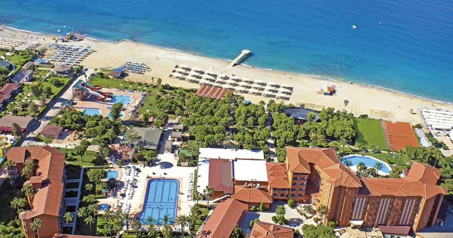 Hotel Club Turtas (fotografie 1)