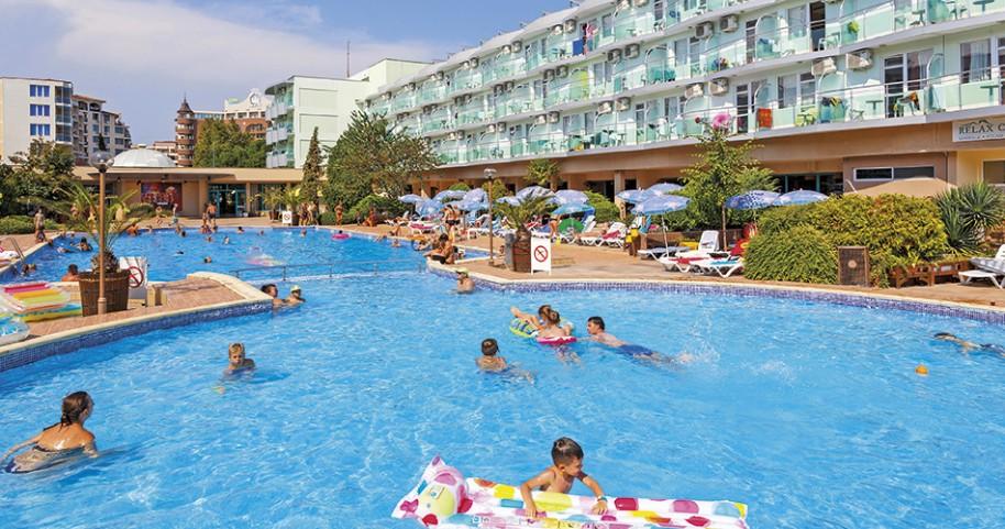 Hotel Kotva (fotografie 1)