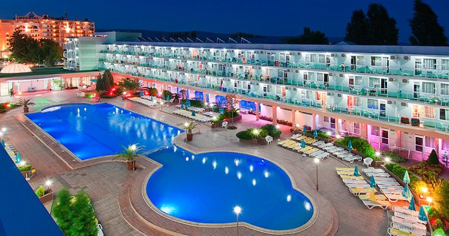 Hotel Kotva (fotografie 16)