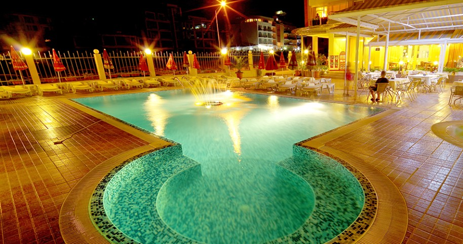 Hotel Plamena Palace (fotografie 18)
