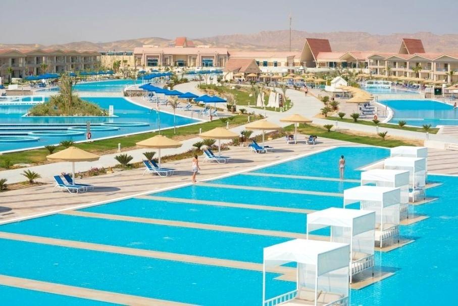Hotelový komplex Pickalbatros Sea World Marsa Alam (fotografie 1)