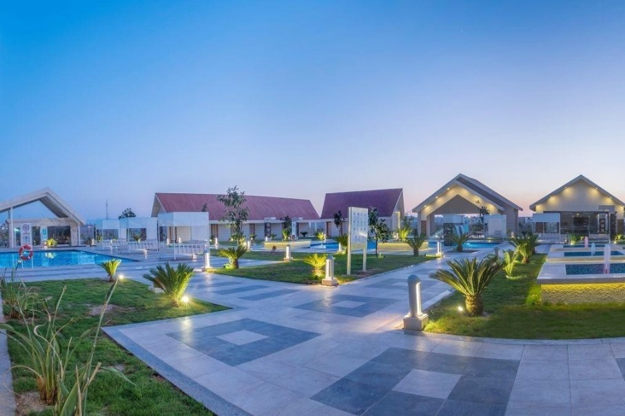 Hotelový komplex Pickalbatros Sea World Marsa Alam (fotografie 12)