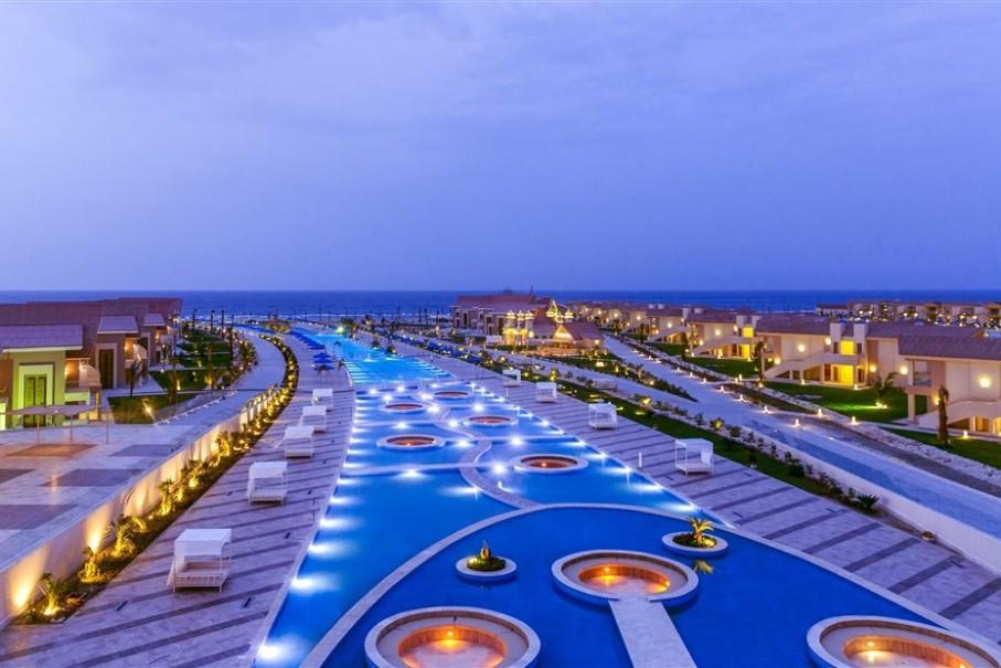 Hotelový komplex Pickalbatros Sea World Marsa Alam (fotografie 15)