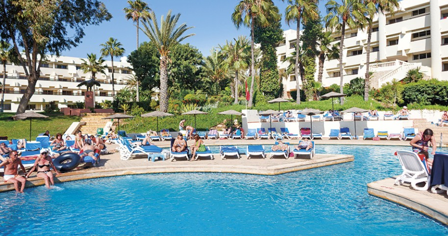 Hotel Allegro Agadir (fotografie 1)