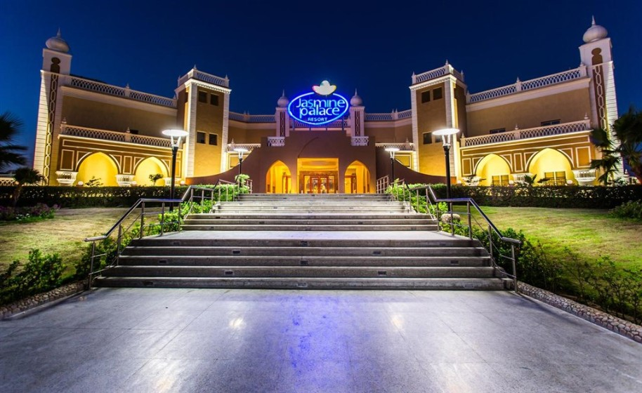 Hotel Jasmine Palace Resort (fotografie 9)