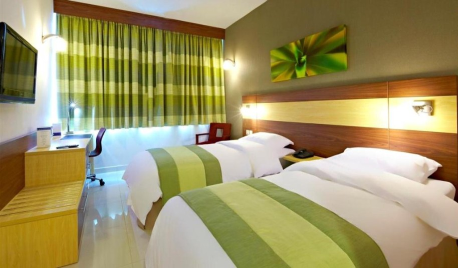 Citymax Hotel Al Barsha (fotografie 15)