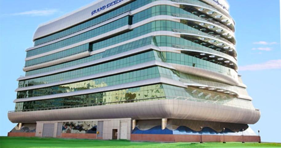Hotel Grand Excelsior Al Barsha (fotografie 1)