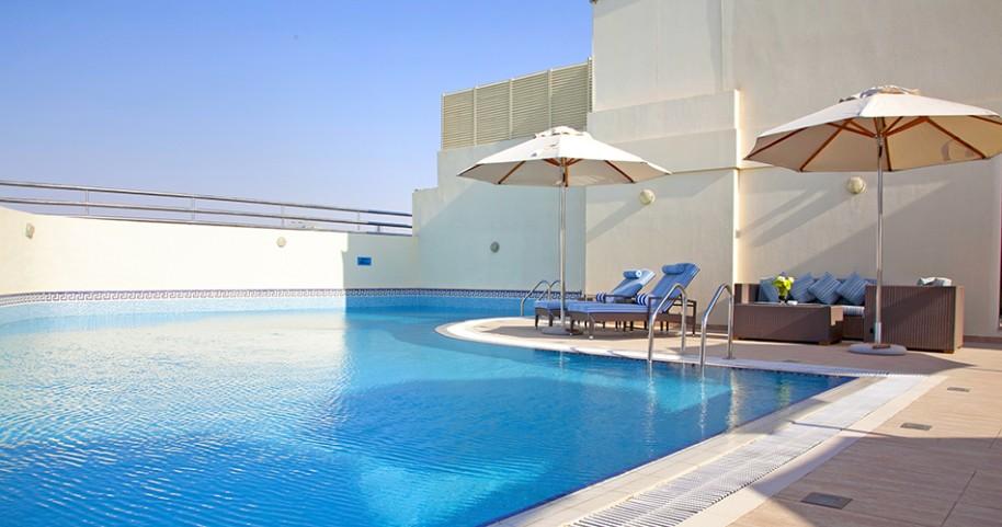 Hotel Grand Excelsior Al Barsha (fotografie 6)
