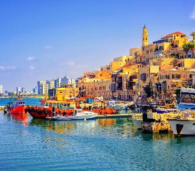 Izrael s výletem do Jordánska - koupání ve čtyřech mořích