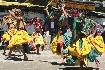 Nepál - Bhútán - západní Bengálsko - poslední Šangri-La a festival (fotografie 2)