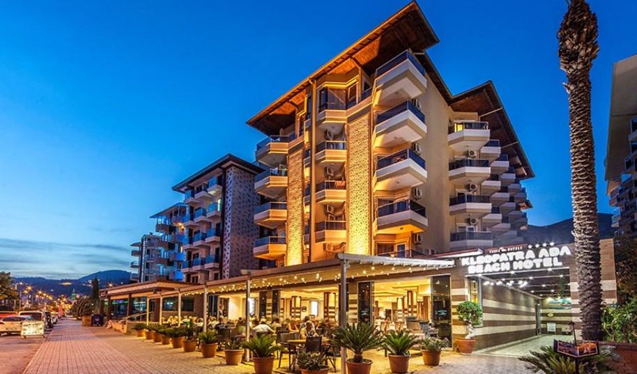 Hotel Kleopatra Ada Beach (fotografie 5)