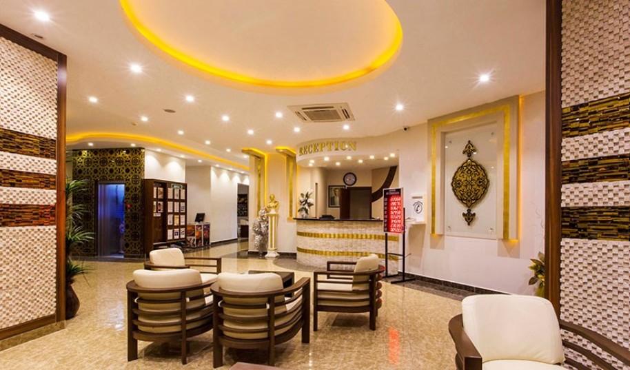 Hotel Kleopatra Ada Beach (fotografie 8)