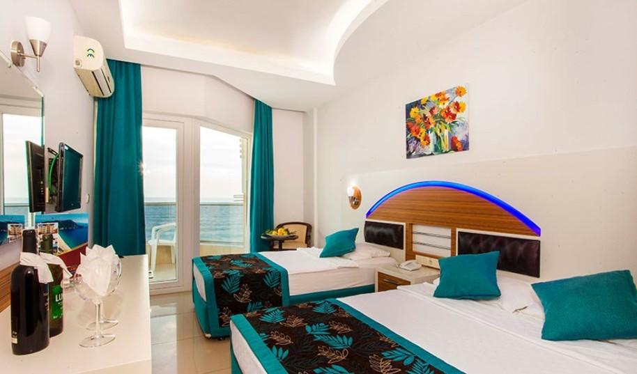 Hotel Kleopatra Ada Beach (fotografie 12)
