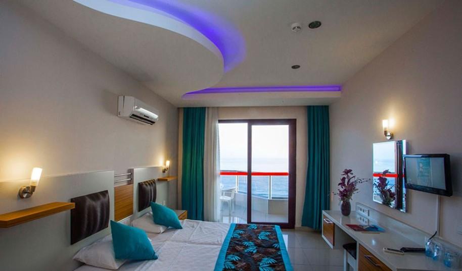 Hotel Kleopatra Ada Beach (fotografie 15)