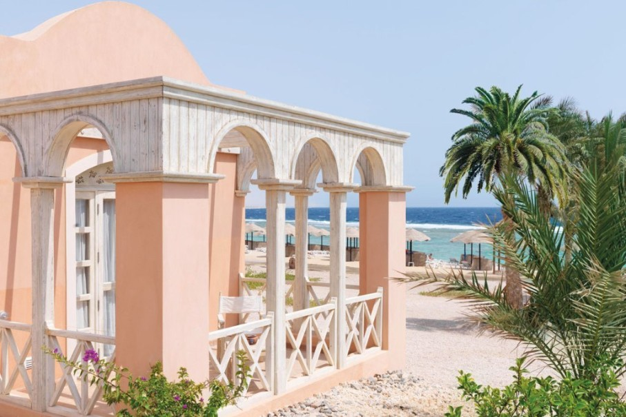 Hotelový komplex Radisson Blu Resort El Quseir (fotografie 1)