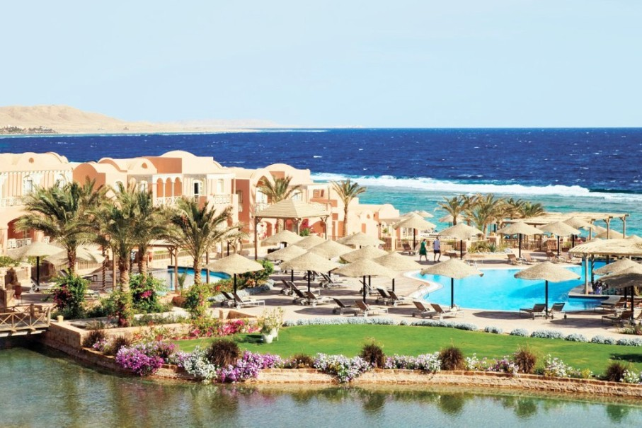 Hotelový komplex Radisson Blu Resort El Quseir (fotografie 2)