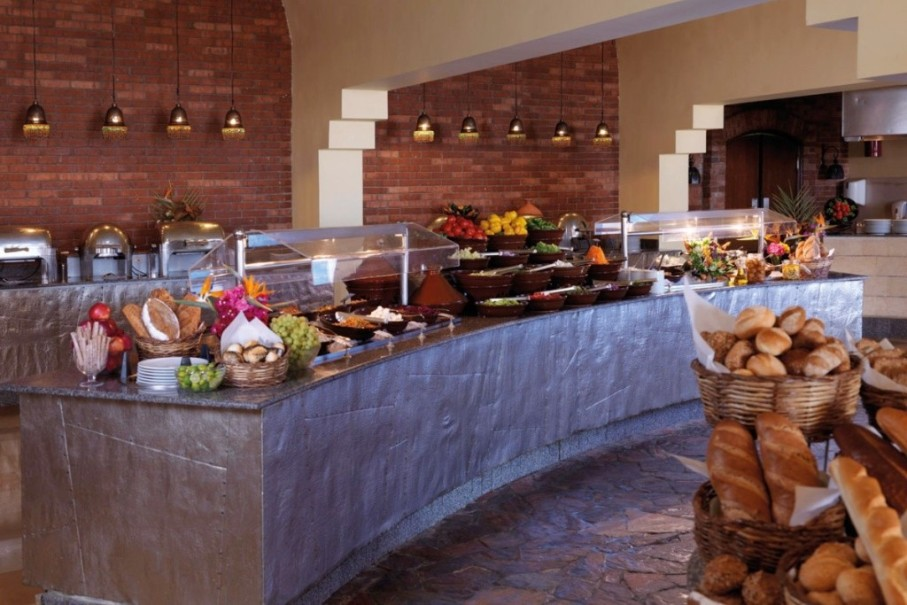 Hotelový komplex Radisson Blu Resort El Quseir (fotografie 8)