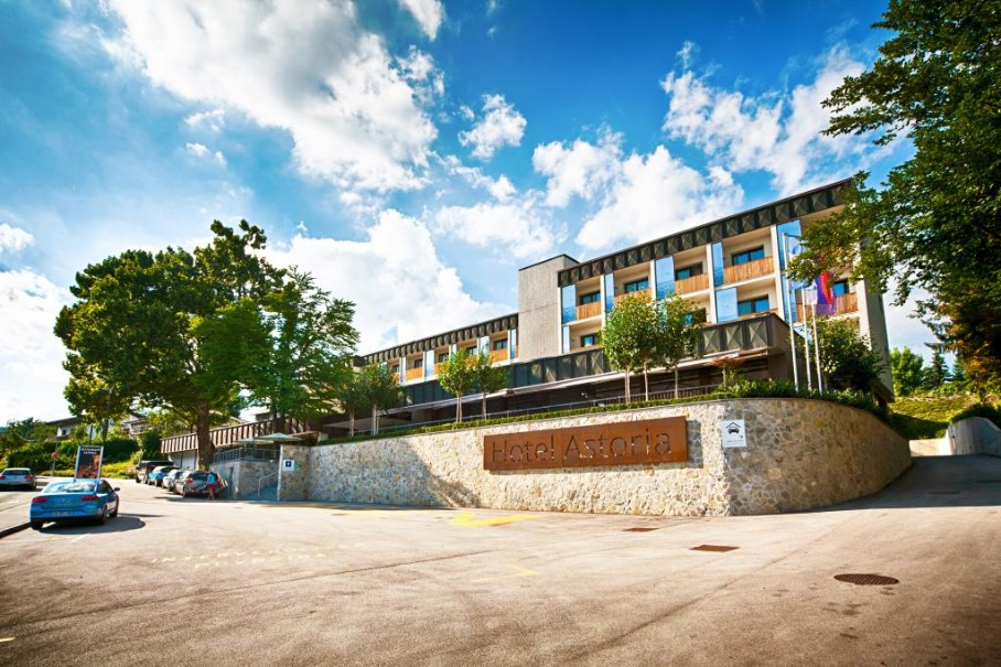 Hotel Astoria Bled (fotografie 1)