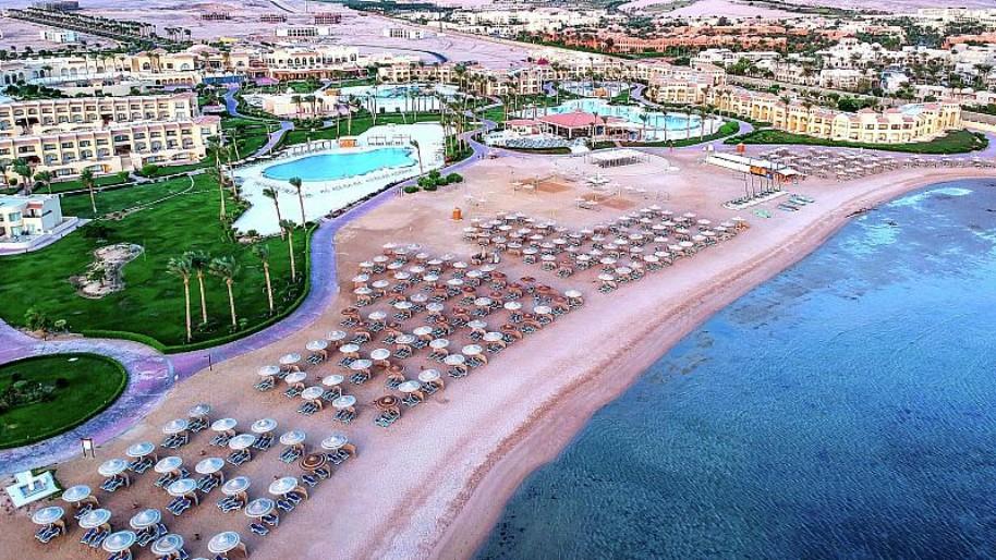 Hotel Cleopatra Luxury Resort Makadi Bay (fotografie 17)