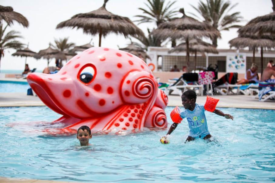 Hotelový komplex El Mouradi Djerba Menzel (fotografie 22)