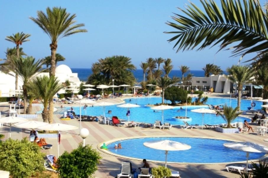 Hotelový komplex El Mouradi Djerba Menzel (fotografie 1)
