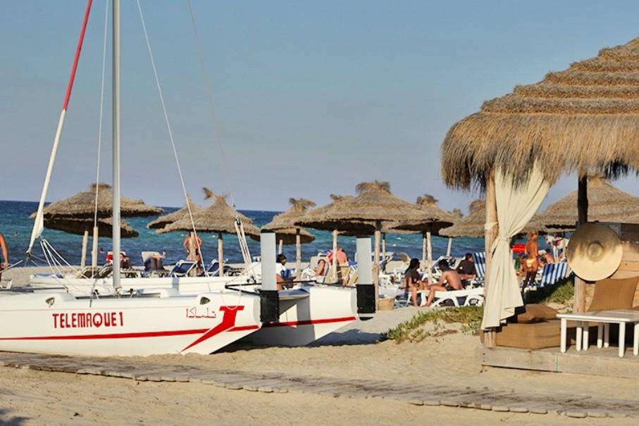Hotelový komplex Telemaque Beach & Spa (fotografie 4)