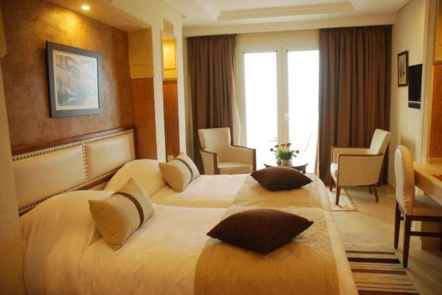 Hotelový komplex Telemaque Beach & Spa (fotografie 8)