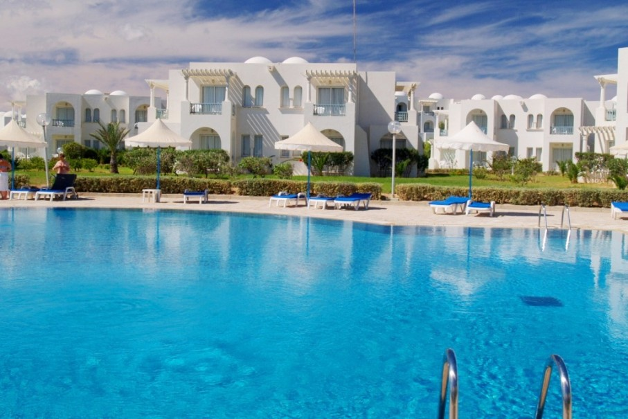 Hotelový komplex Vincci Helios Beach (fotografie 4)