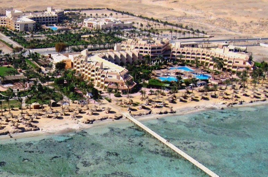 Hotel Flamenco Beach Resort (fotografie 8)
