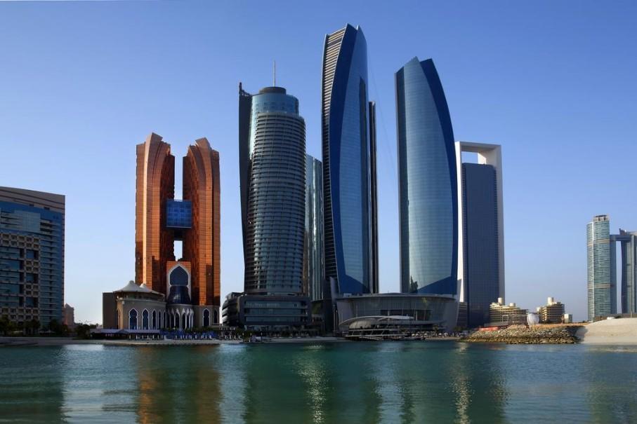 Bab Al Qasr Hotel (fotografie 1)