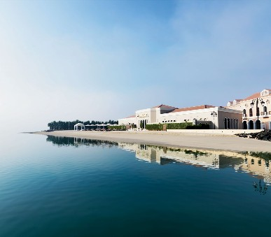 The Ritz Carlton Abu Dhabi Hotel