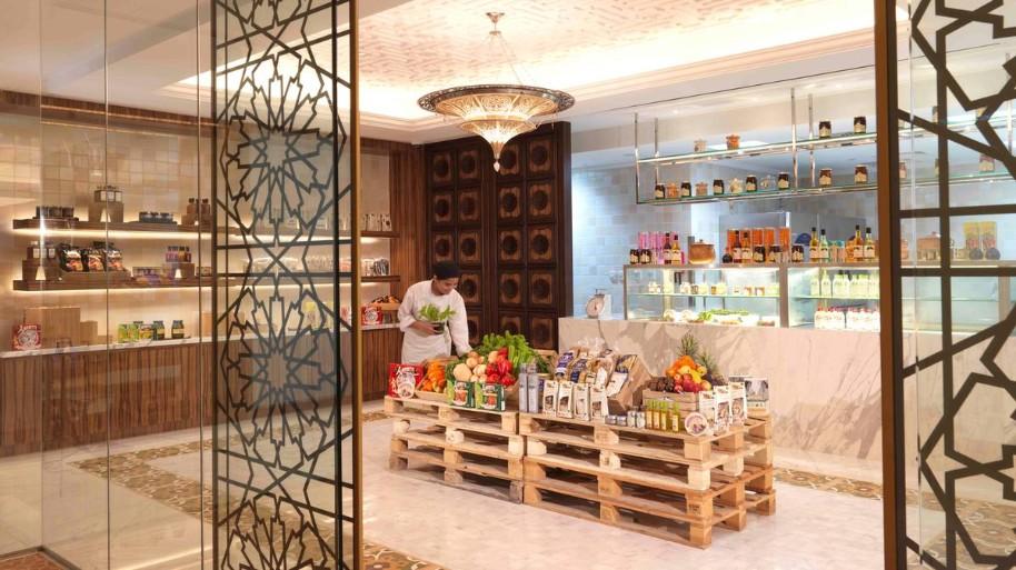 Bab Al Qasr Hotel (fotografie 6)