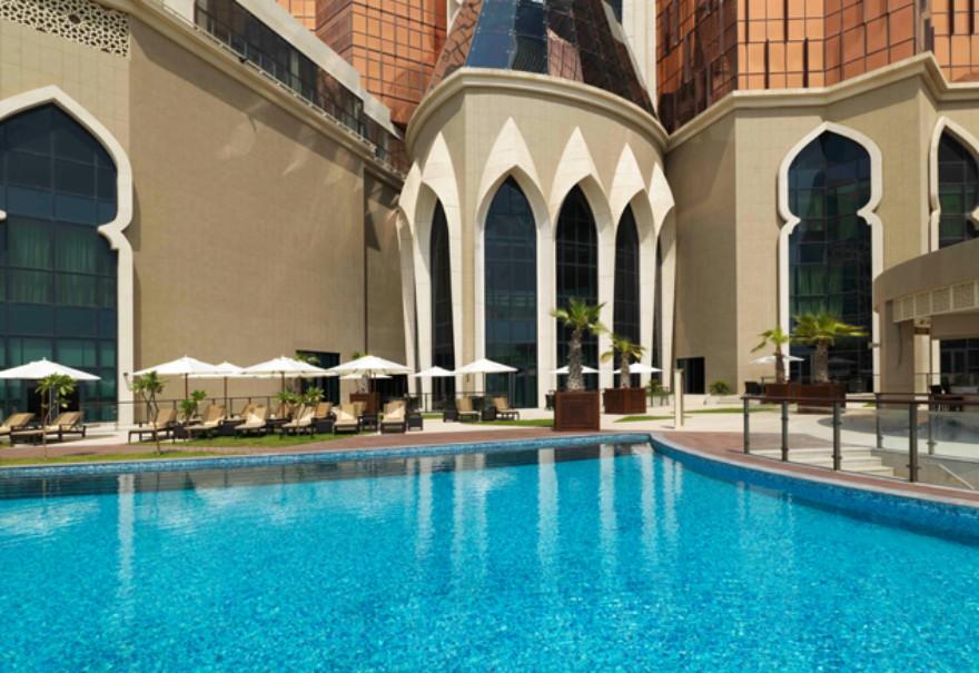 Bab Al Qasr Hotel (fotografie 8)
