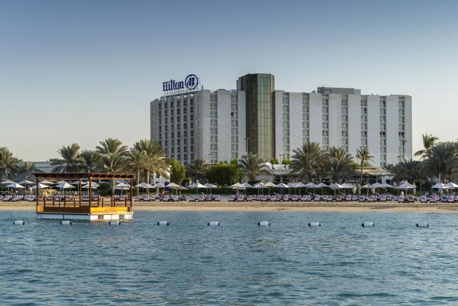 Hotel Hilton Abu Dhabi (fotografie 1)