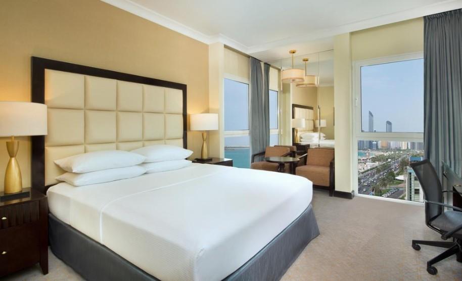 Hotel Hilton Abu Dhabi (fotografie 2)