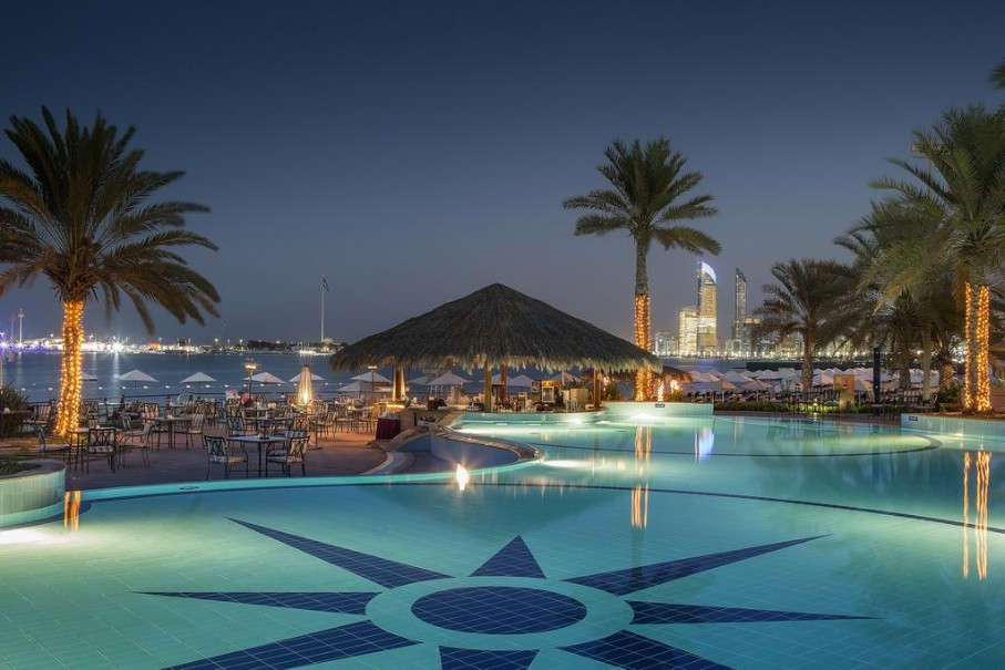 Hotel Hilton Abu Dhabi (fotografie 7)