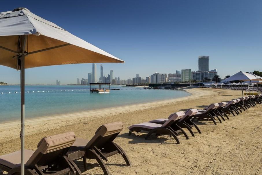 Hotel Hilton Abu Dhabi (fotografie 9)