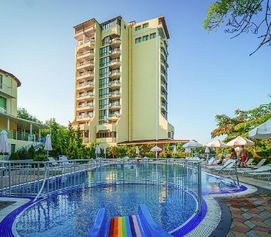 Hotel Perla Sun 7 ÚT