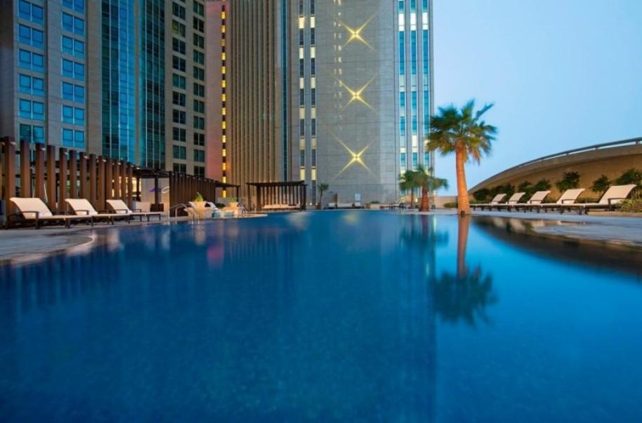 Sofitel Abu Dhabi Corniche (fotografie 7)