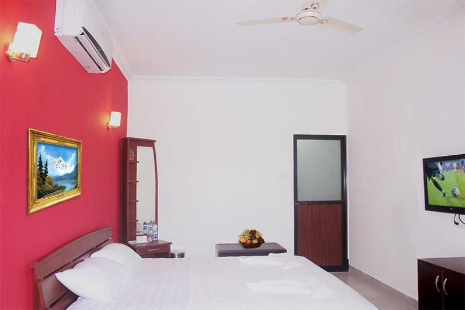 Hotel Morjim Coco Palms Resort (fotografie 5)
